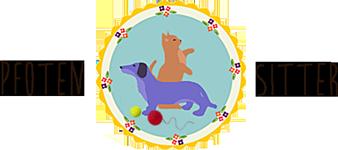 Pfotensitter Logo